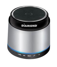 HMDX Jam Wireless Bluetooth Speaker w// Kickstand Speakerphone /& 6 hr Play Time