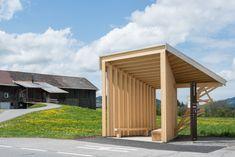 画廊 公交停靠站:World Class Architects事务所公布了7种公交车站设计 - 12
