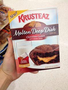 Buy this - Molten Deep Dish Caramel Cookies