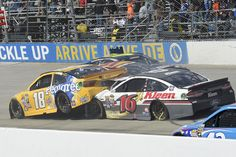 Micah Roberts, a former Las Vegas sports book director who has been setting NASCAR odds since 1994, analyzes the field for Saturday's NASCAR Sprint All-Star Race at Charlotte Motor Speedway in Concord, North Carolina.