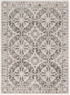 House of Hampton Didama Floral GrayCharcoal Area Rug House of Hampton Teppich rot House of Hampton Didama Floral GrayCharcoal Area Rug Transitional Area Rugs, Transitional Style, Blond, Diy Interior, Interior Design, Home And Deco, Rug Cleaning, Grey Rugs, Furniture Decor