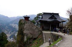 Yamadera in Yamagata Prefecture - Google Search