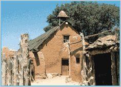 El Rancho de las Golondrinas (The ranch of the swallows) - Santa Fe, New Mexico