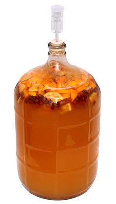 recipes how to make How To Make Hard Cider (Very strong and can be cheap to make & ready to drink within a week!) How To Make Mead (Honey wine) Beer Brewing, Home Brewing, Kefir, Sangria, Mead Wine, Mead Beer, How To Make Mead, How To Make Wine, Mead Recipe