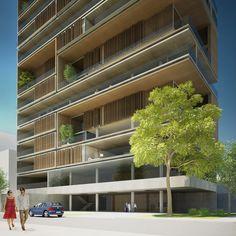 studio arthur casas residential building lima peru designboom