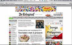 Sterkte: o actueelste nieuws als beginpagina o overige artikelen in sidebar o lay-out en kleur passen bij het merk Zwakte: o te veel onderverdeling van categorieën.