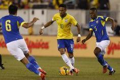 Prediksi Skor Brasil vs Ekuador 5 Juni 2016