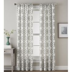 $10 https://www.jossandmain.com/Geometric-Trellis-Rod-Pocket-Curtain-Panel-1Q82450-CHFI1140.html