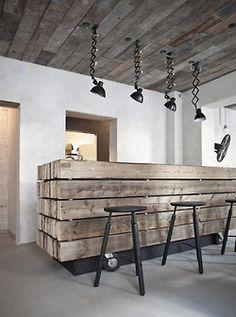 Industrial Modern Scandinavian Kitchen | Scandinavian Kitchens and Design