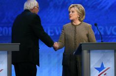 Hillary Clinton just slimed Bernie Sanders with a discredited Rupert Murdoch attack on single-payer health care