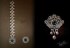 Znalezione obrazy dla zapytania farah khan jewellery