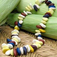 The Powhatans believed that corn was a gift from the Creator, and they made good use of every part.