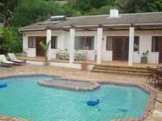 Peterhof House - Set in the upmarket suburb in Houtbay, the Peterhof House offers beautifully furnished and spacious accommodation with mountain views.  The house comprises three bedrooms and accommodates up to six guests. ... #weekendgetaways #houtbay #southafrica