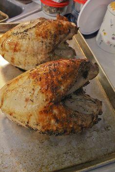 Cook's illustrated Turkey Breast