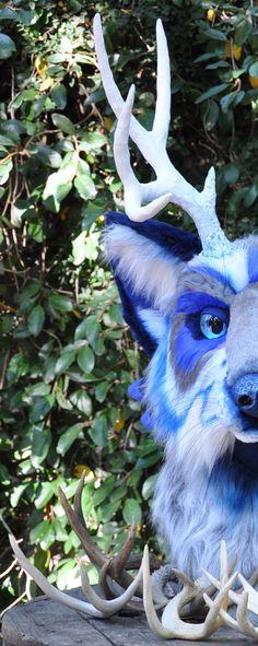 Fox Hybrid sneek peek by LilleahWest.deviantart.com on @deviantART