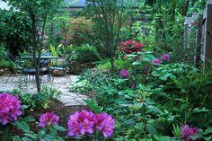 Beautiful patio from Landscapers Salsbury-Schweyer, Inc.
