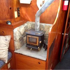 Little Cod Marine Stove Heater For The Deck And Yard