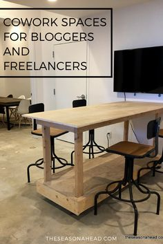 Cowork Space for Bloggers and Freelancers