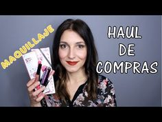 HAUL de Compras - MAQUILLAJE