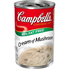 Green Bean Casserole - Campbell Soup Company Hash Brown Casserole, Green Bean Casserole, Creamed Mushrooms, Stuffed Mushrooms, All You Need Is, Noodle Casserole, Vegetable Casserole, Brocolli Casserole, Tuna Casserole