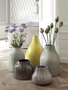Botanica Bodenvasen von Kähler Design