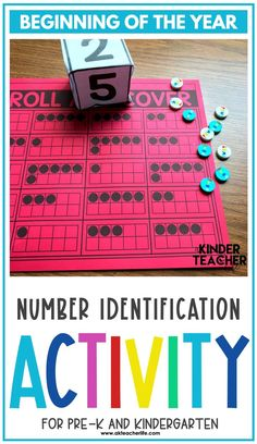 Counting math centers for beginning of the year for kindergarteners. Using hands-on activities, students will practice counting and identifying numbers 1 to 10 using ten frames, their fingers, drawing pictures, and partner activities. Discover new ways to teach these concepts and download a freebie too! Kindergarten First Week, Kindergarten Special Education, Number Sense Kindergarten, Number Sense Activities, Kindergarten Worksheets, Hands On Activities, Student Learning, Activity Centers, Math Centers
