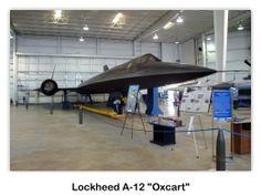 Lockheed A-12 Oxcart (AF 06938) en el USS Alabama (BB-60) Battleship Park, Mobile, Alabama
