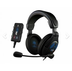 Turtle Beach Ear Force PX22 Gaming Headset Test
