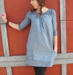 consciousclothing › Dresses  Canfield Hemp Tunic