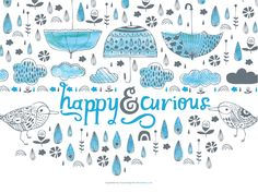 Pretty designs for calendars - some freebies too!