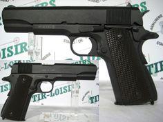 Swiss Arms P1911 Full Metal, pistolet 4.5 CO2 #categorieB #revolver #swissarms