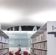 Toyo Ito & Associates, Rasmus Hjortshøj · Sendai Mediatheque