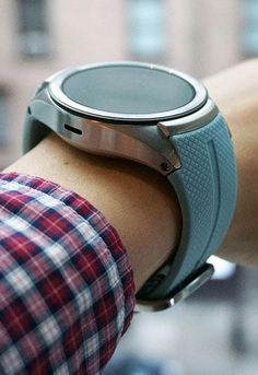 The LG Watch Urbane