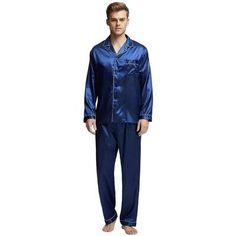 Loyal Hot Sale Men Silk Pajama Sets Summer Mens Pajamas Sexy Sleepwear Male Short-sleeve Shorts Pajamas Fashion Men Homewear Sets Beautiful And Charming Men's Sleep & Lounge
