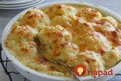 Výborný tip, ako pripraviť karfiol: Upečený dochrumkava v syrovo-horčicovej omáčke!