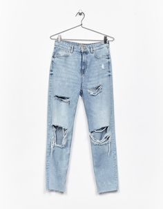 Denim Collection - CLOTHES - WOMAN - Bershka Spain