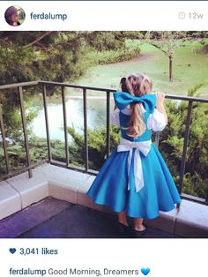 Mom Makes Cutest Costumes For Her Daughter To Wear To Disney World - Mom creates the most adorable costumes for her daughter to wear at disney world