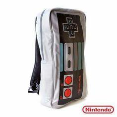 NES backpack