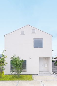 Japanese House, In Law Suite, Muji, Glass Door, Facade, Shed, New Homes, Things To Come, Exterior