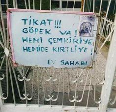 Tikat!!! Göpek va! Hemi çemkiriye, hemi de kırtliye! Ev Sahabı. #mizah #matrak #komik #espri #şaka #gırgır #komiksözler