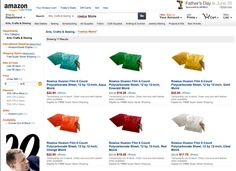 Pretty neat, some of our photos are up on Amazon.  Product images taken by Miceli Productions for a Client.