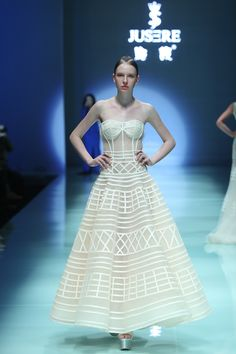 JUSERE || Mercedes Benz China International Fashion Week