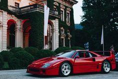 Ferrari F40 – [PHOTOGRAPHY]