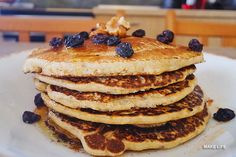 Φτιάχνουμε τις πιο υγιεινές pancakes με βρώμη και λιναρόσπορο Greek Recipes, Diet Recipes, Cooking Recipes, Healthy Recipes, Healthy Life, Pancakes, Brunch, Food And Drink, Sweets