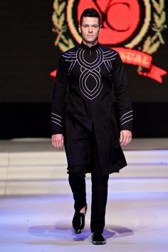 Yomi Casual @ Port Harcourt Fashion Week 2014, Nigeria – Day 2   FashionGHANA.com: 100% African Fashion