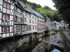 Monschau-Bonn - Germany - Adorable little town