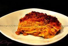 Lasagna al forno, ricetta ricca e gustosa. http://blog.giallozafferano.it/oya/lasagna-al-forno-ricetta-ricca/