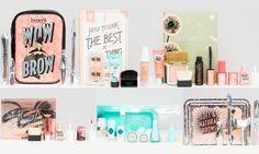 Kit Benefit con prodotti mini size: fantastici! - https://www.beautydea.it/kit-benefit-prodotti-mini-size/ - Tanti cofanetti beauty ricchi di mini prodotti da testare e di cui innamorarsi: ecco i beauty set Benefit Cosmetics!