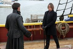 Photos - Once Upon a Time - Season 2 - Promotional Episode Photos - Episode 2.11 - The Outsider - OUAT211-003