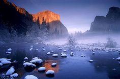 Yosemite, Galen Rowell.
